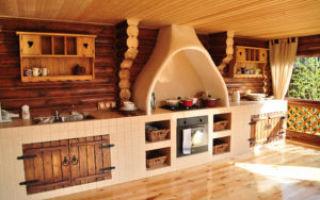 Как сделать дизайн летней кухни