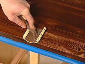 Покрытие для деревянной беседки