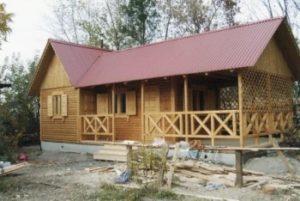 Проекты летней кухни с террасой